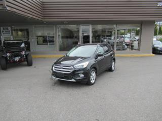 Used 2017 Ford Escape 1.5L ECO-BOOST for sale in Langley, BC