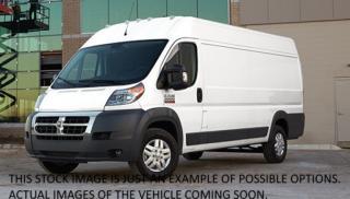 New 2018 RAM Cargo Van ProMaster New Car  HighRoof 136