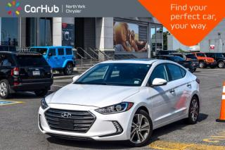 Used 2017 Hyundai Elantra Limited SE|Sunroof|Leather|Keyless_Go|Heat Frnt.Seats|17