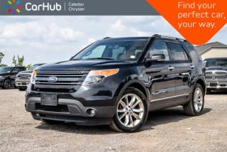 Used 2013 Ford Explorer Limited|4x4|7 Seater|Navi|Duale Pane Sunroof|Bluetooth|Backup Cam|R-Start|20