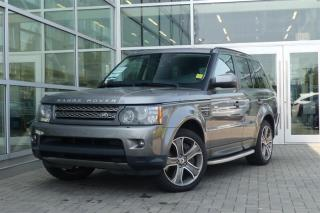 Used 2010 Land Rover Range Rover Sport V8 Supercharged (SC) Navi! for sale in Vancouver, BC
