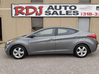 Used 2013 Hyundai Elantra GLS 1 OWNER ONLY 48000KM,SUNROOF for sale in Hamilton, ON