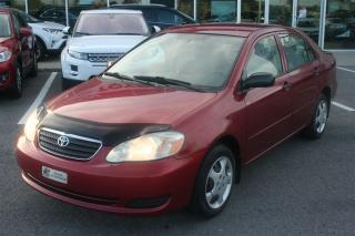 Used 2005 Toyota Corolla for sale in Saint-eustache, QC