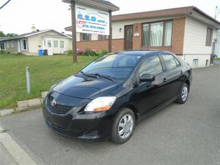 Used 2009 Toyota Yaris A/C for sale in L'ancienne-lorette, QC