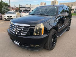 Used 2007 Cadillac Escalade Backup Cam for sale in North York, ON