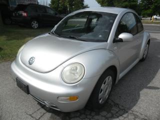 Used 2001 Volkswagen Beetle GLS