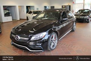 Used 2016 Mercedes-Benz C-Class C63s Amg, Toit Pano for sale in Québec, QC