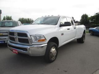 Used 2012 Dodge Ram 3500 ST for sale in Hamilton, ON