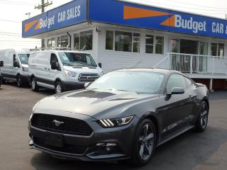 Used 2015 Ford Mustang EcoBoost, Bluetooth, Super Clean for sale in Vancouver, BC
