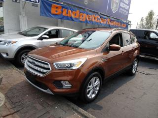 Used 2017 Ford Escape Radar Assisted Parking, Bluetooth, Super Clean for sale in Vancouver, BC