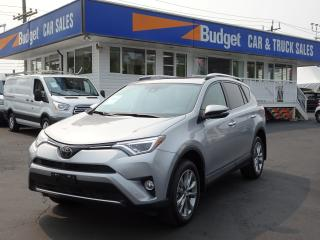 Used 2016 Toyota RAV4 Limited Edition, Navigation, Only 4199 Kms for sale in Vancouver, BC
