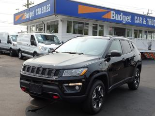 Used 2017 Jeep Compass trialhawk for sale in Vancouver, BC