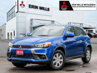 Used 2016 Mitsubishi RVR 2WD ES - CVT for sale in Mississauga, ON