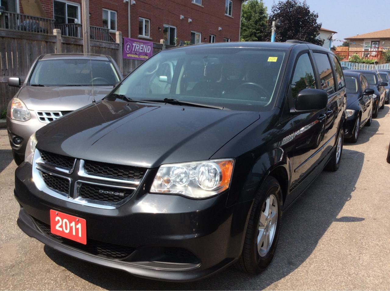 2011 Dodge Grand Caravan Alloys/Bluetooth/AUX/CLEAN CARPROOF !!!