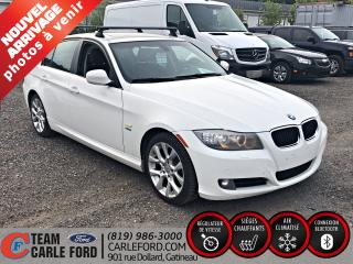 Used 2011 BMW 3 Series BMW 328xi XDrive 2011, toit ouvrant, cui for sale in Gatineau, QC