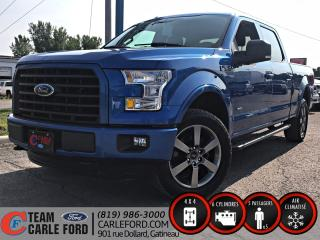 Used 2015 Ford F-150 *** Ford F-150 XLT Sport, seulement 26,7 for sale in Gatineau, QC