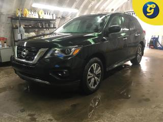 Used 2017 Nissan Pathfinder SV*4WD*PHONE CONNECT/WIFI*7 PASSENGER*BACK UP CAMERA*360 DEGREE VIEW*DOWN HILL ASSIST*HEATED MIRRORS*FRONT HEAT SEATS/STEERING WHEEL*TRI ZONE CLIMATE for sale in Cambridge, ON