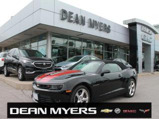 Used 2015 Chevrolet Camaro 2SS for sale in North York, ON