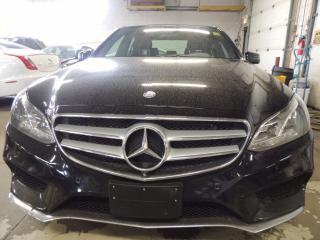 Used 2014 Mercedes-Benz E300 4MATIC, BACK UP CAMERA, NAVI, LEATHER for sale in Mississauga, ON