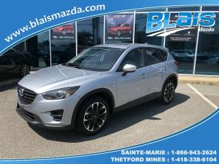 Used 2016 Mazda CX-5 GT AWD for sale in Ste-Marie, QC