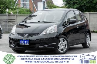 Used 2013 Honda Fit LX Bluetooth Cruise Control Power Group for sale in Scarborough, ON