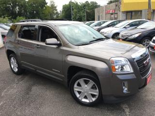 Used 2011 GMC Terrain SLT-1/ AWD/ LEATHER/ REVERSE CAM/ ALLOYS! for sale in Scarborough, ON