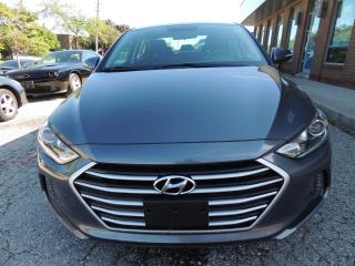 Used 2017 Hyundai Elantra GL, BACK UP CAMERA, BLUETOOTH, ALLOYS for sale in Mississauga, ON