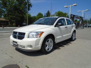 Used 2008 Dodge Caliber SXT for sale in King City, ON