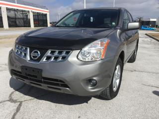 Used 2013 Nissan Rogue S for sale in Scarborough, ON