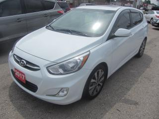 Used 2017 Hyundai Accent GLS for sale in Hamilton, ON