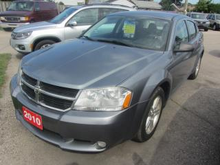 Used 2010 Dodge Avenger SXT for sale in Hamilton, ON