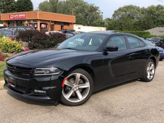 Used 2017 Dodge Charger SXT-FULLY LOADED-NO ACCIDENTS-ONLY 15KMS for sale in Mississauga, ON