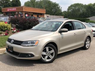 Used 2014 Volkswagen Jetta 2.0 TDI COMFORTLINE-DIESEL-NO ACCIDENTS-71KMS for sale in Mississauga, ON