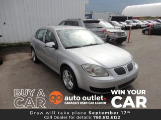 Used 2007 Pontiac G5 SE w/1SA 4dr FWD 4 Door Sedan for sale in Edmonton, AB