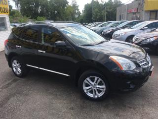 Used 2012 Nissan Rogue S/ AUTO/ REVERSE CAM/ POWER GROUP/ ALLOYS/ LOADED! for sale in Scarborough, ON