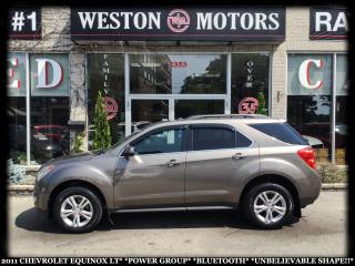 Used 2011 Chevrolet Equinox LT*POWER GROUP*BLUETOOTH*UNBELIEVABLE SHAPE!!* for sale in York, ON