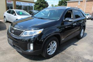 Used 2014 Kia Sorento LX w/3rd Row for sale in Brampton, ON
