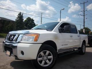 Used 2012 Nissan Titan for sale in Whitby, ON