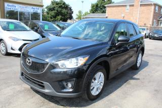 Used 2014 Mazda CX-5 GT Leather Roof Nav for sale in Brampton, ON