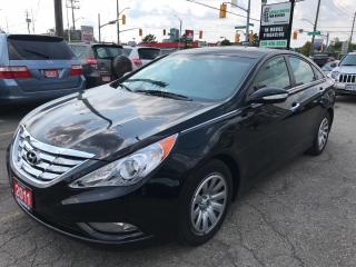 Used 2011 Hyundai Sonata Limited w/Nav l New Tires l Sunroof for sale in Waterloo, ON