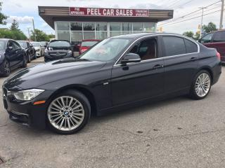 Used 2012 BMW 3 Series 2012 BMW 328I BLACK ON ORANGE|159K|HEAD DISPLAY|SU for sale in Mississauga, ON