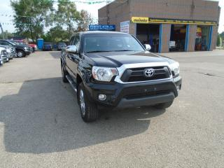 Used 2015 Toyota Tacoma LIMITED NAVIGATION 4X4 for sale in North York, ON