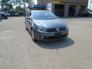 Used 2014 Volkswagen Golf Wagon HIGHLINE NAVIGATION for sale in North York, ON