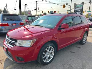 Used 2012 Dodge Journey SXT l Sunroof l Backup Cam for sale in Waterloo, ON