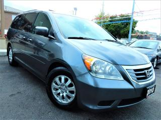 Used 2010 Honda Odyssey EX-L   POWER DOORS   LEATHER.ROOF   BACK UP CAM for sale in Kitchener, ON