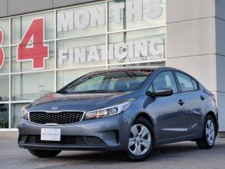 Used 2018 Kia Forte LX   Bluetooth   Air Condition   Traction Control for sale in St Catharines, ON