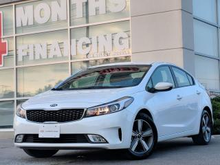 Used 2018 Kia Forte LX+   Apple CarPlay   Android Auto   Backup Camera for sale in St Catharines, ON
