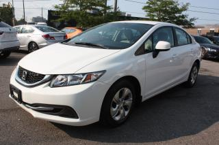 Used 2013 Honda Civic LX | LOWKM | ACCIDENT FREE for sale in North York, ON