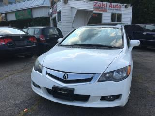 Used 2009 Acura CSX CSX/Safety And E Test is Included The Price for sale in Scarborough, ON