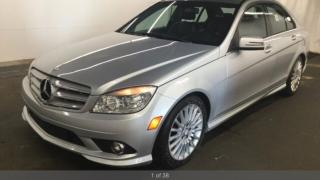 Used 2010 Mercedes-Benz C-Class C 250 for sale in York, ON